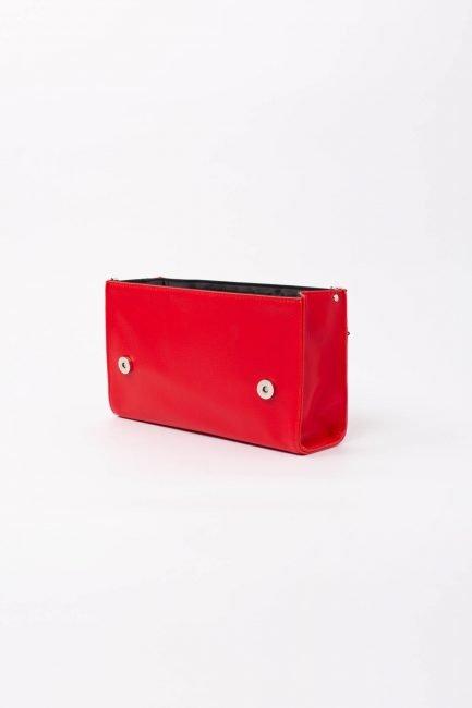 borsa scocca rossa