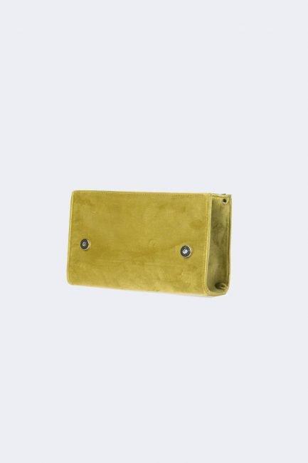 borse di design - scocca verde lime