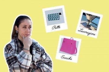 Crea la tua borsa personalizzata