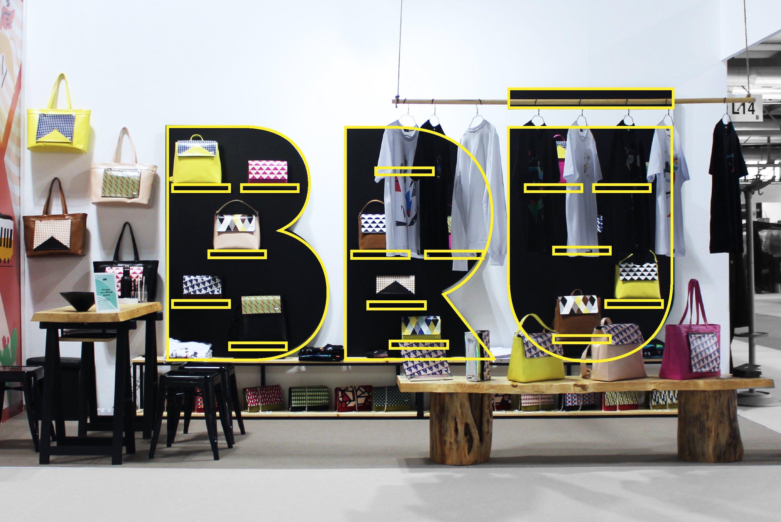 Showroom di borse trasformabili